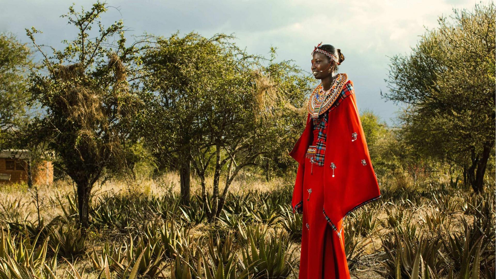 Priča o aloi: kako žene plemena Maasai osnažuju devojke